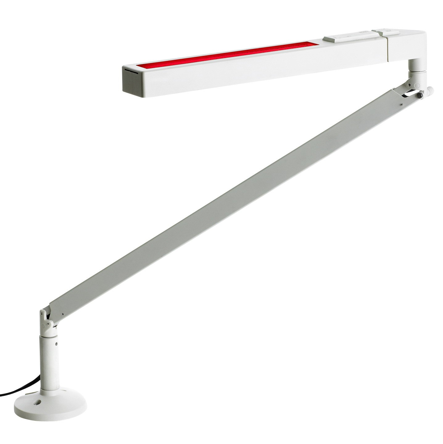 Bap LED (Structure) body Balanced-arm lamp LED white