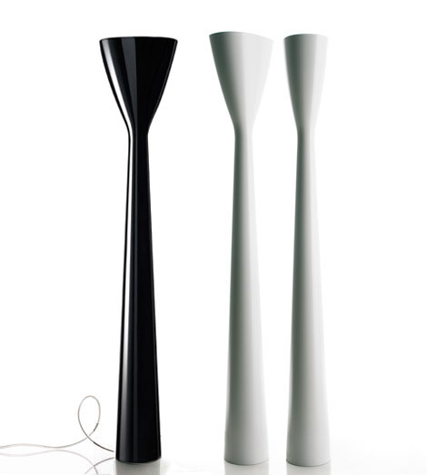 Carrara D38 lámpara of Floor Lamp R7s 1x300w Black