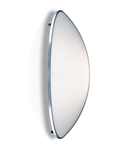 D14a Trama Wall lamp/large ceiling Aluminium