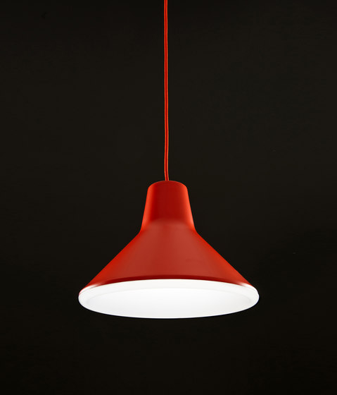 Archetype Colgante 10W LED Rojo