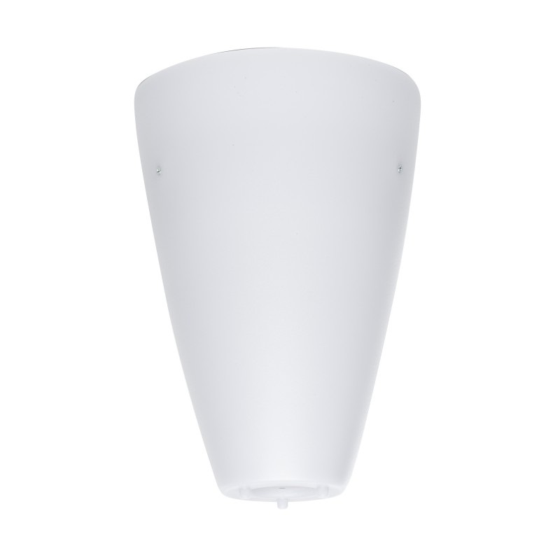 Blow D28 (Solo Structure) Fan halogen dimmable - white opal