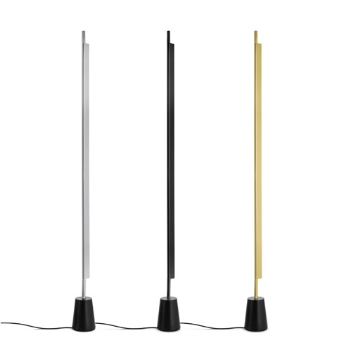 Compendium (Structure) Floor Lamp LED 3000K Black
