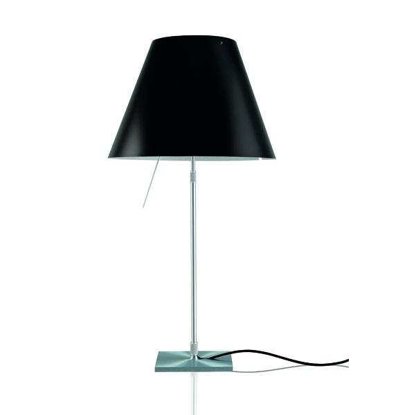 Costanza (Accessory) lampshade 40cm - Black hollín