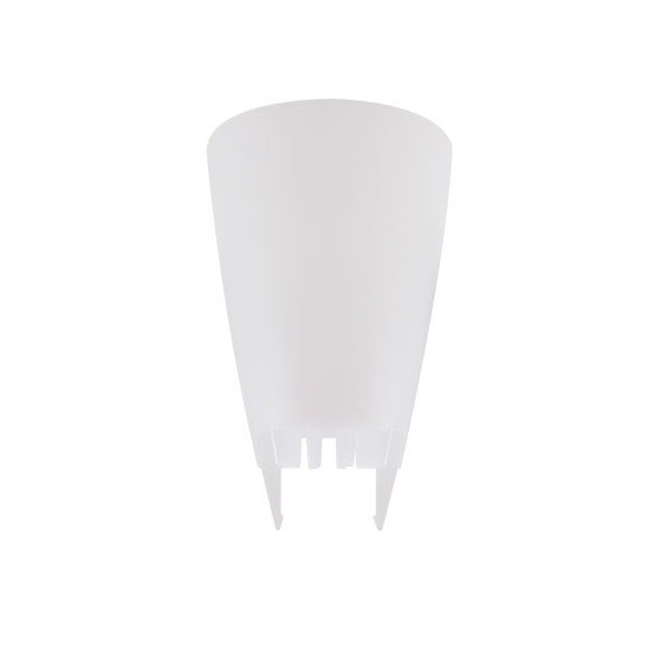 Costanza (Accessory) Diffuser of light with Bulb E27 105w - white