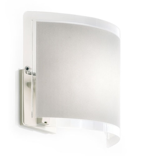 Screen Wall Lamp Large white