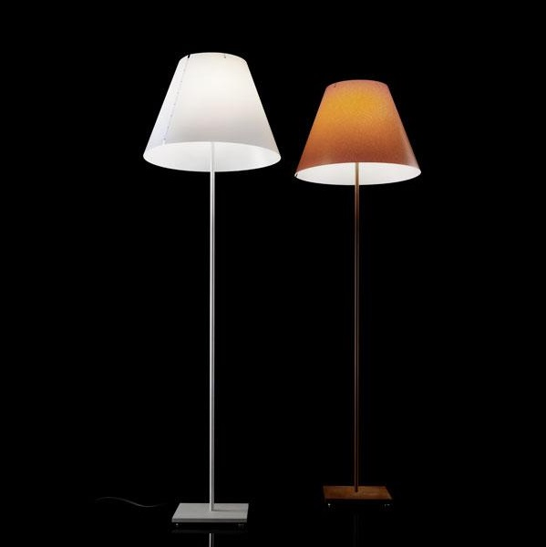 Large Costanza Open Air (Accessory) lampshade Outdoor 70cm - Rojizo