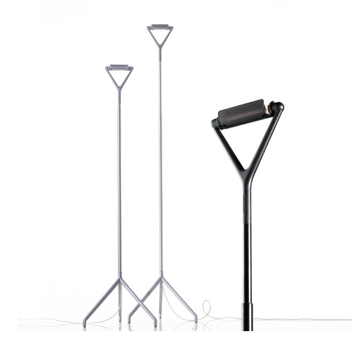 Lola Floor Lamp Black