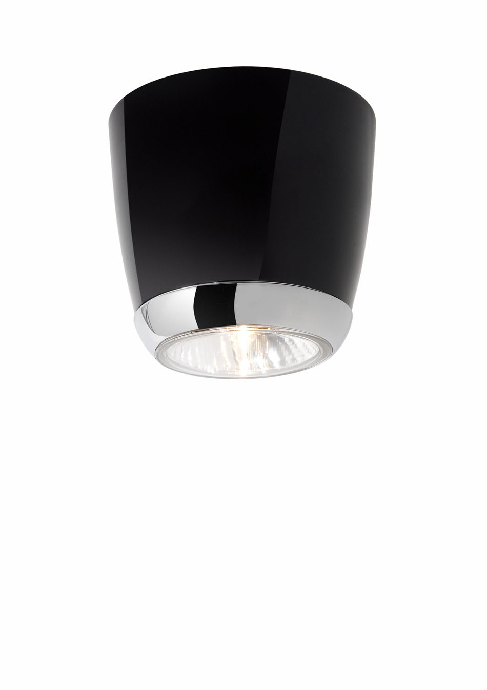Boogie Sofito ceiling lamp Nickel/Chrome