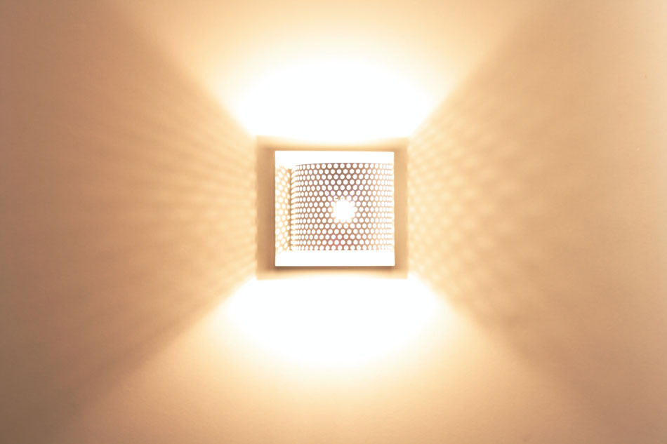 Kendo W1 Wall Lamp white