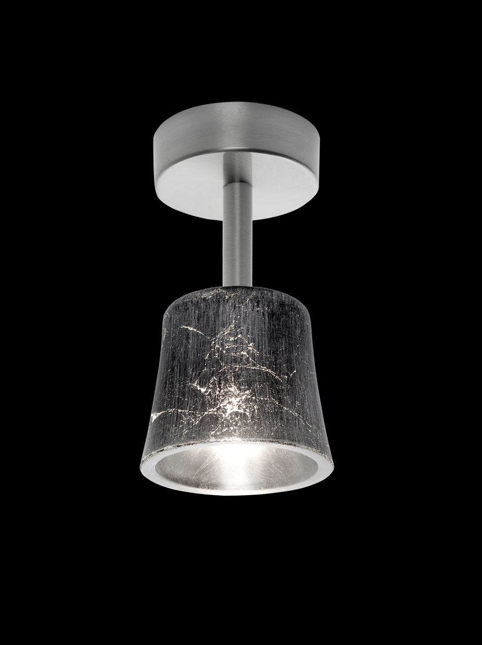 Mauro C1 ceiling lamp Nickel