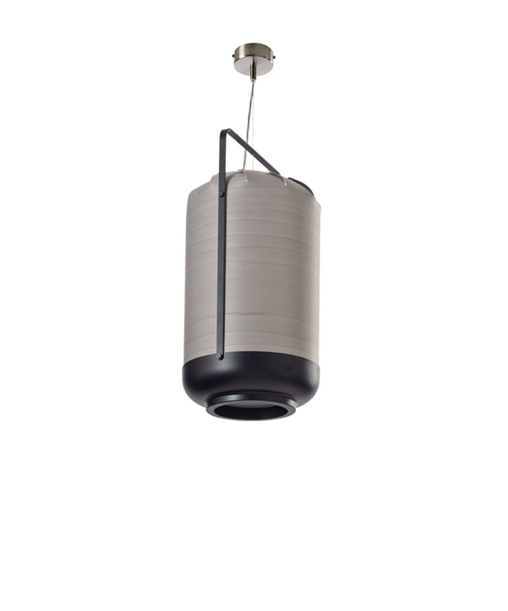 Chou Lamp of Pendant Lamp Medium 61cm E27 1x23w