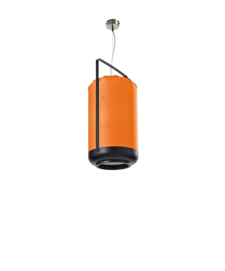 Chou Lámpara de Colgante Pequeña 40cm E27 1x20w
