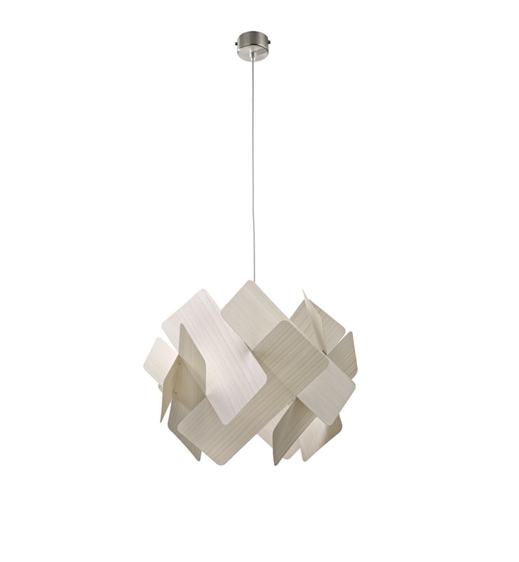 Escape Pendant Lamp Small E27 1x23w