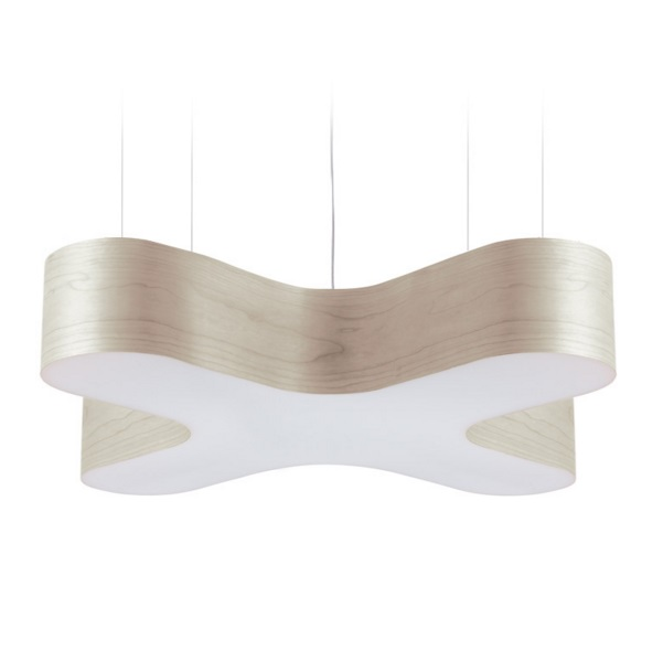 X Club Medium Pendant Lamp dimmable Led 0-10v