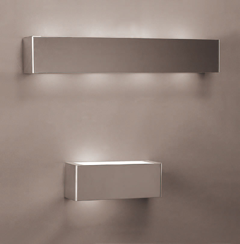 Confort Wall Lamp Chrome 2L