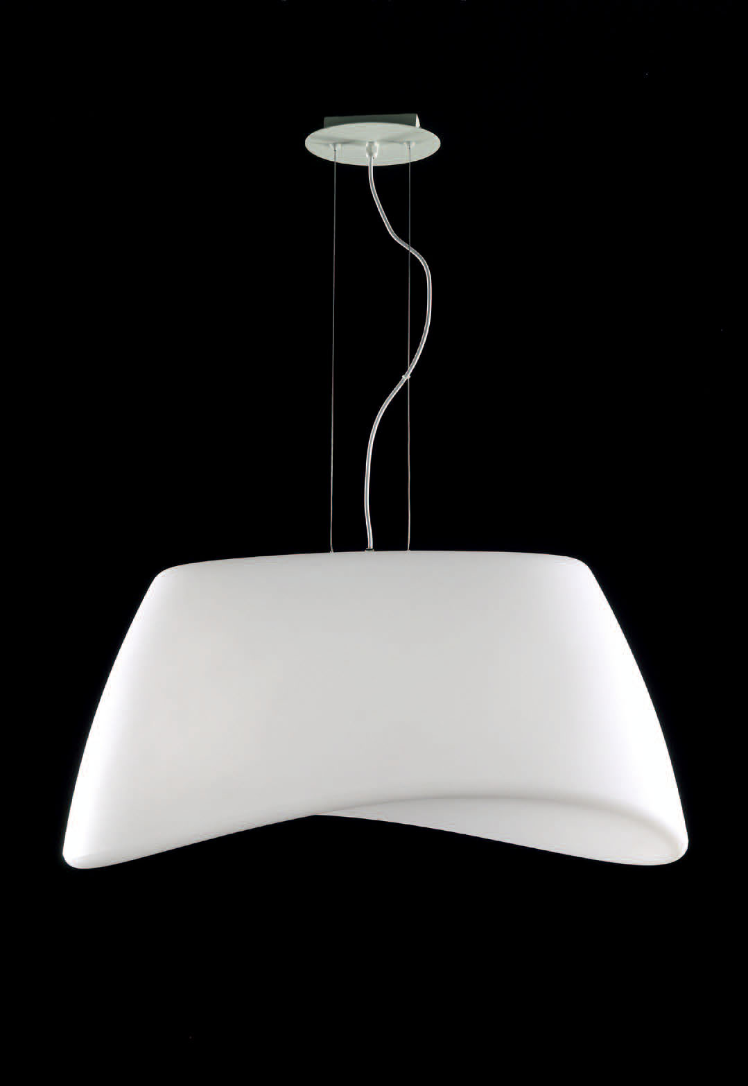 Cool Pendant Lamp ovalada Outdoor 2L 2xE27 20w IP44