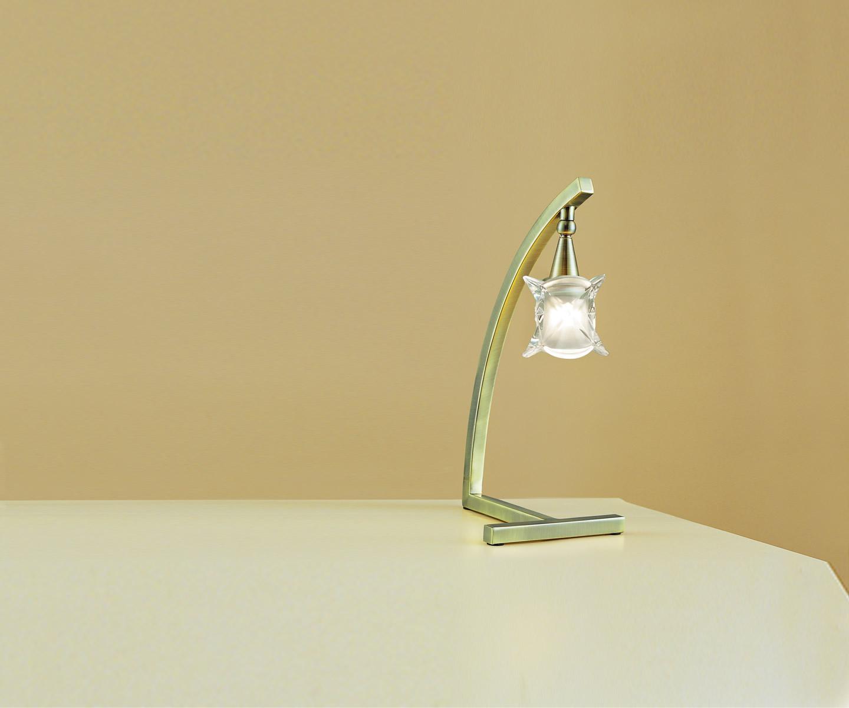 Rosa del Desierto Table Lamp leather 1L