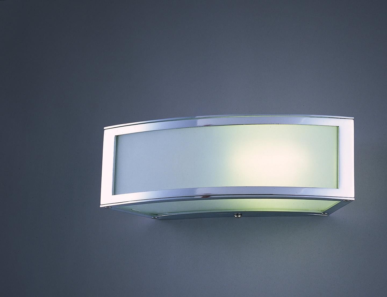 Duna Wall Lamp Chrome 1L