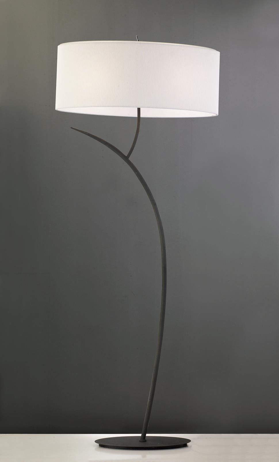 Eve lámpara of Floor Lamp Forja/Cream 2L