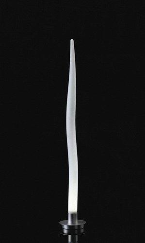 Estalacta lámpara de Lâmpada de assoalho Corta Ao ar Livre 1 x GU10 LED 5w (No Inc.) Alumínio