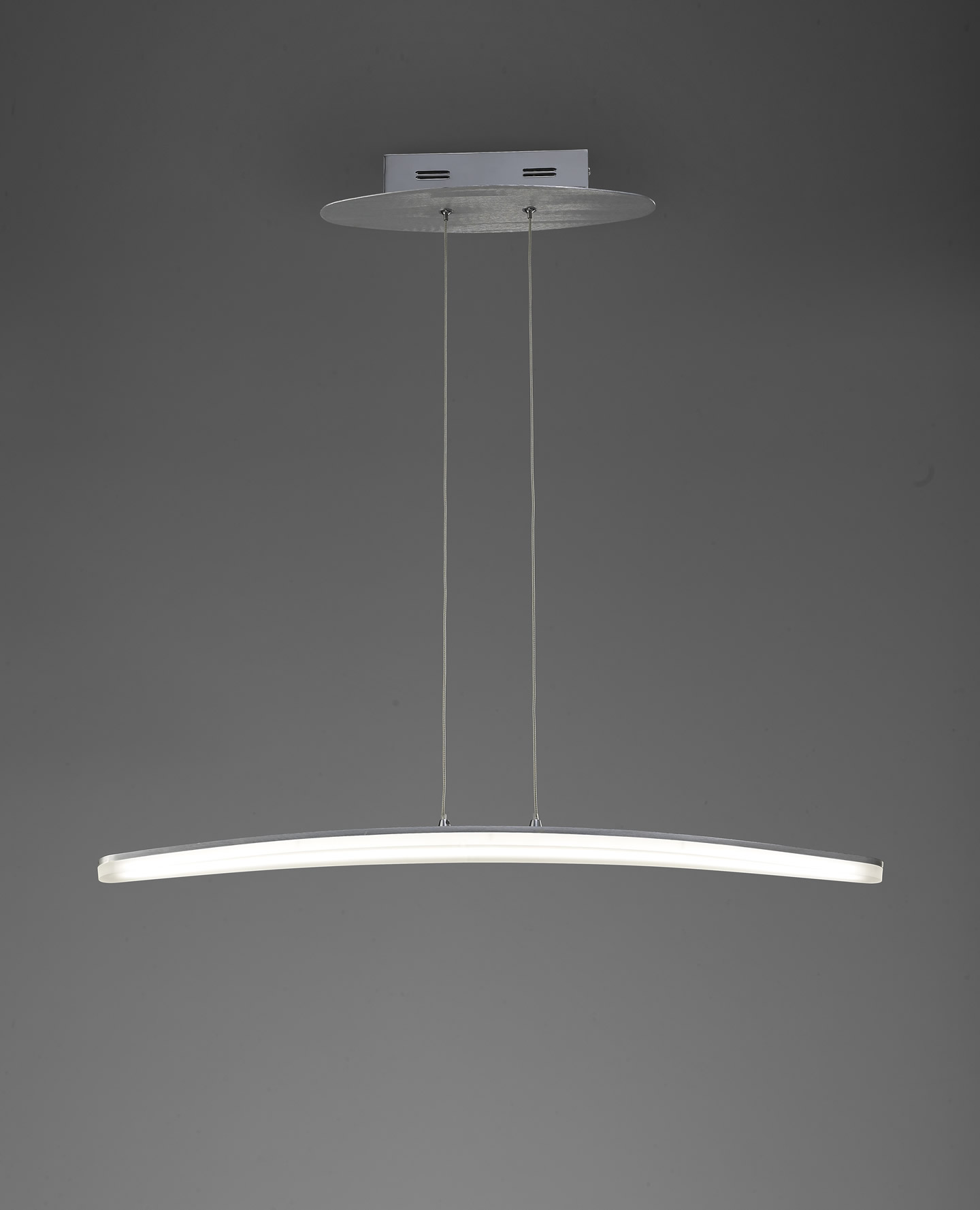 Hemisferic Lámpara 1L Pequeña LED 20w Aluminio