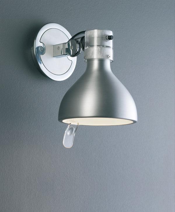 Atila 06 Wall Lamp Aluminium pulido