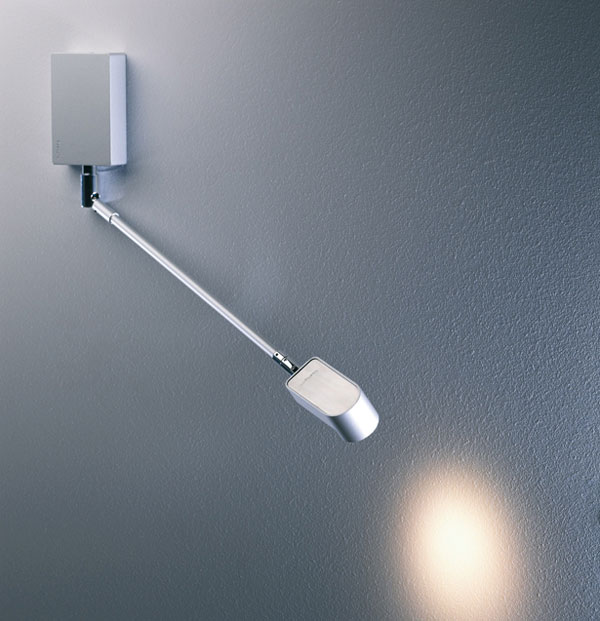 Ledpipe Applique 47,7cm LED 3w bianco