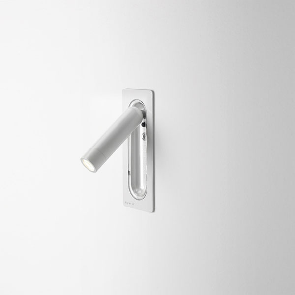 Ledtube Sup Wall Lamp white