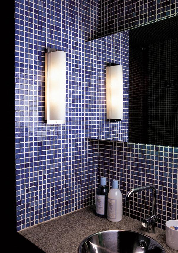 Manhattan 25 Wall Lamp Chrome mate