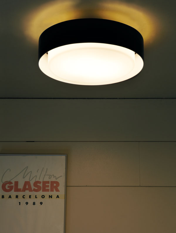 Plaff on Ceiling lamp 20 G9 Silvergrey