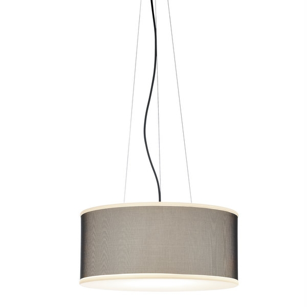 Cala IP65 Pendant lamp E27 2x18w Brown