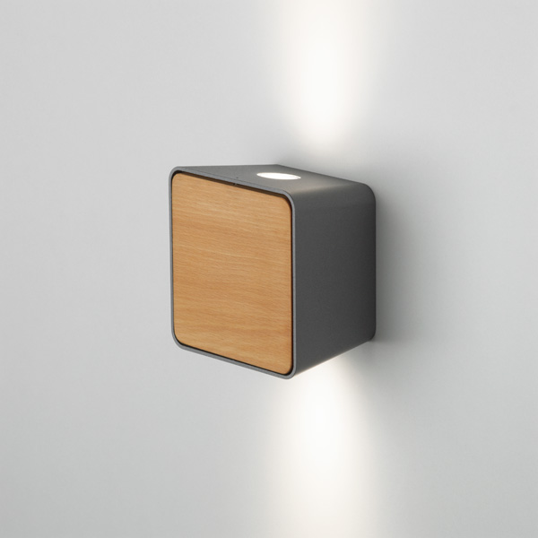 Lab Accessory Cover for wall lamp Black