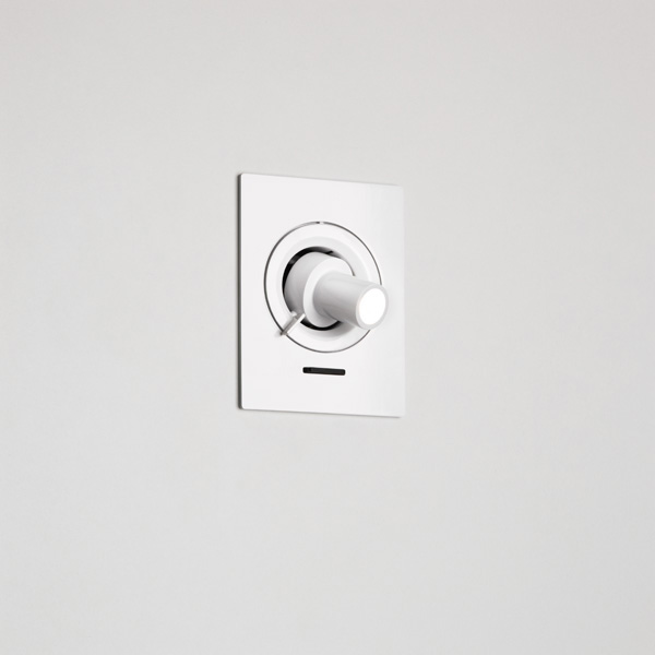 LedCompass RSC Built-in Wall lamp 13,4cm LED 3w White