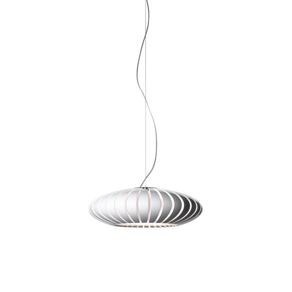 Maranga 50 Lámpara Colgante Grande E27 3x18w blanco