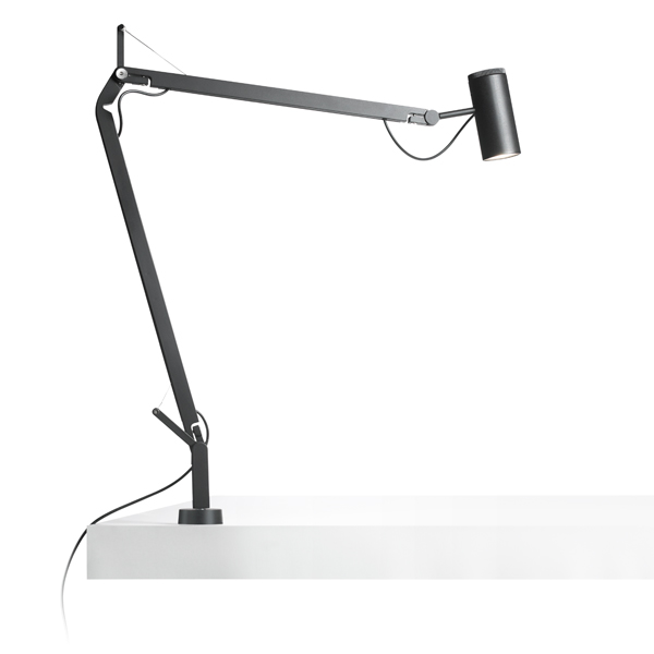 Polo (Structure) Balanced-arm lamp Lamp LED 7W 350mA 3000K 520lm Black