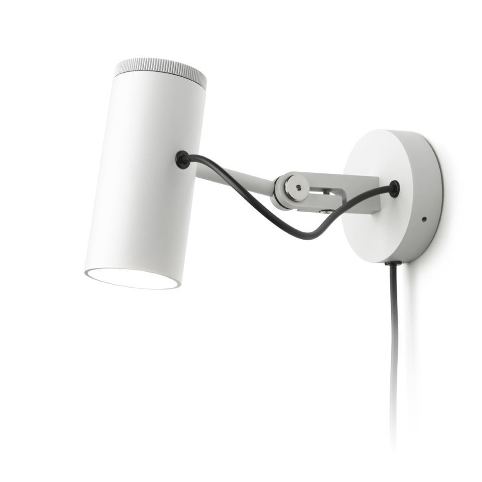 Polo to Wall lamp with wall base LED 7W 350mA 3000K 520lm White
