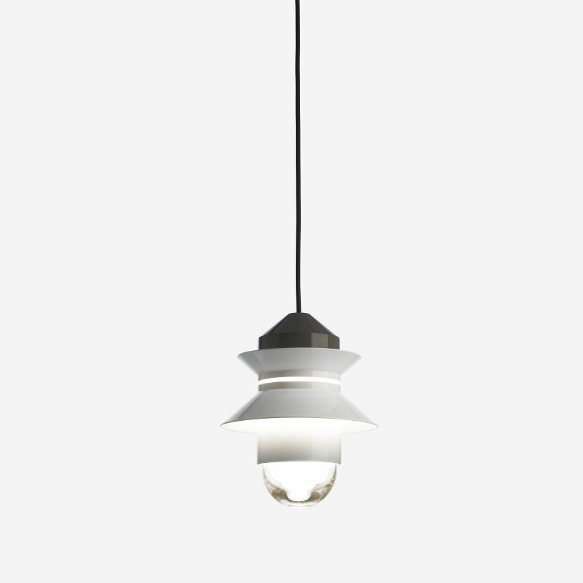 Santorini Pendant Lamp E27 LED Classic 8W white