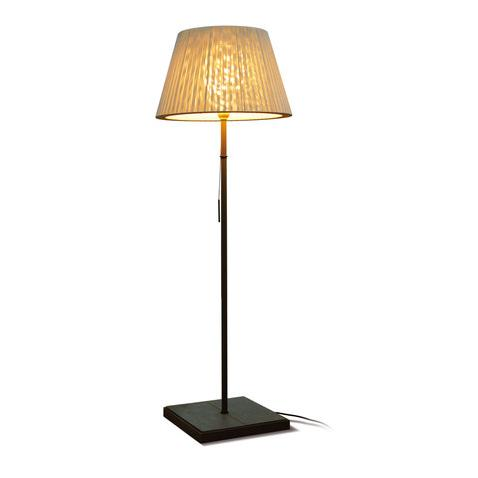 TXL 205 Floor Lamp Large 2xE27 FBT 23W Textilene white