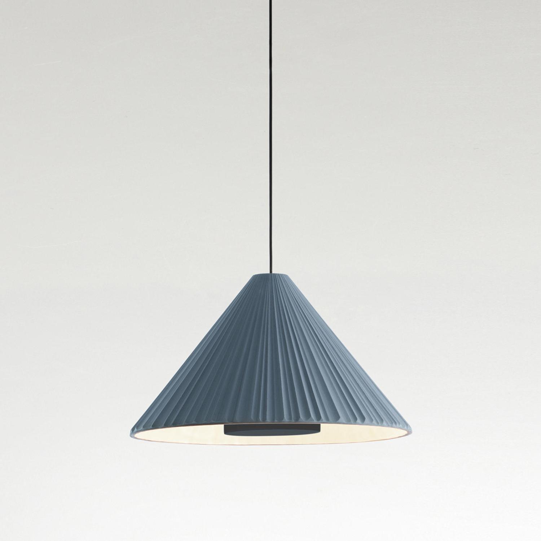 Pu-Ehr Lámpara colgante 21 LED 4W Azul -Blanco