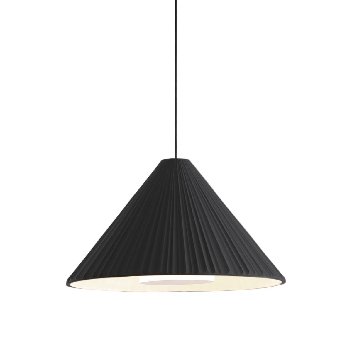 Pu-Ehr Lámpara colgante 21 LED 4W Negro -Blanco