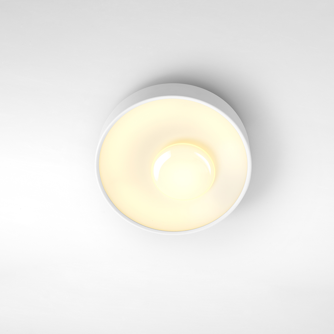 Sun Plafón 26 LED 12.8W Blanco (Dimmable)