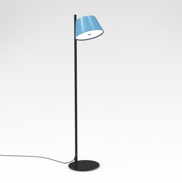 Tam Tam Mini (lampshade satélite) Blue