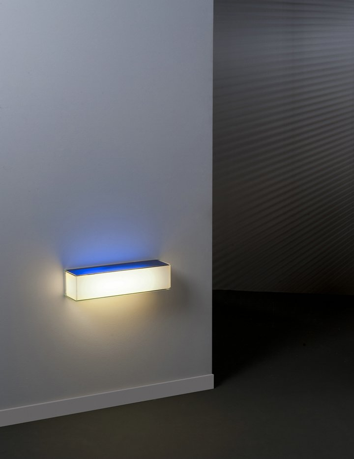 Domo Wall Lamp a30 white Red