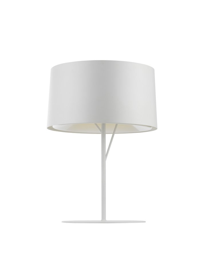Eda m Table Lamp white