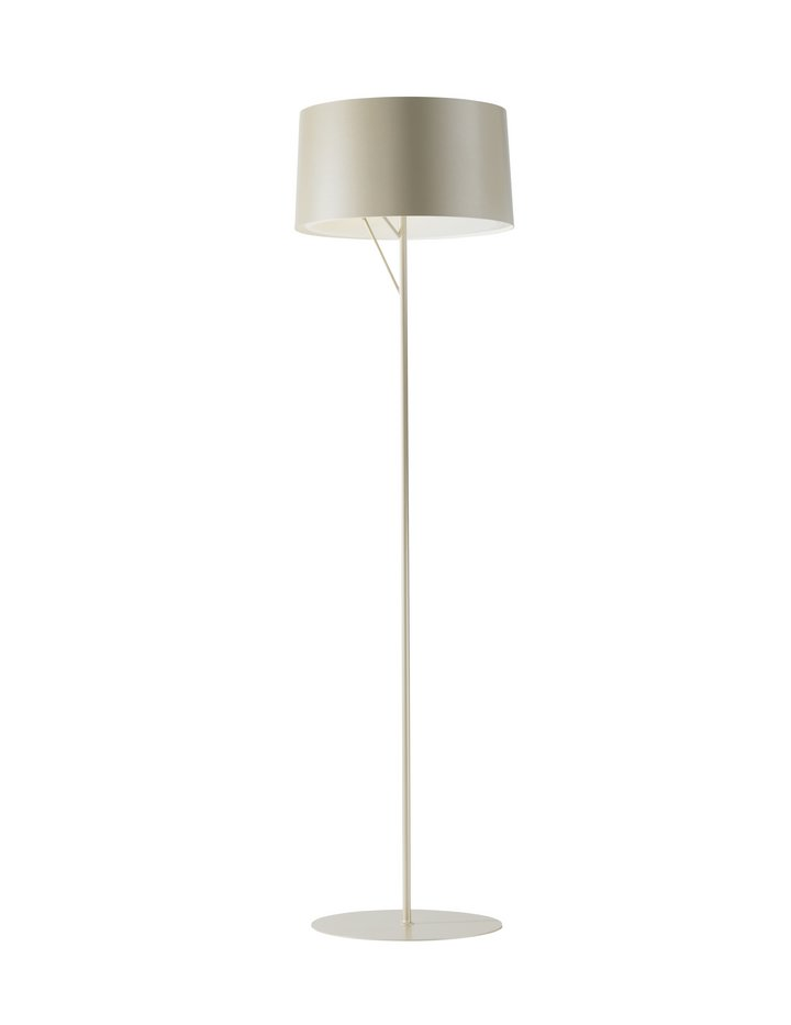 Eda p Floor Lamp white