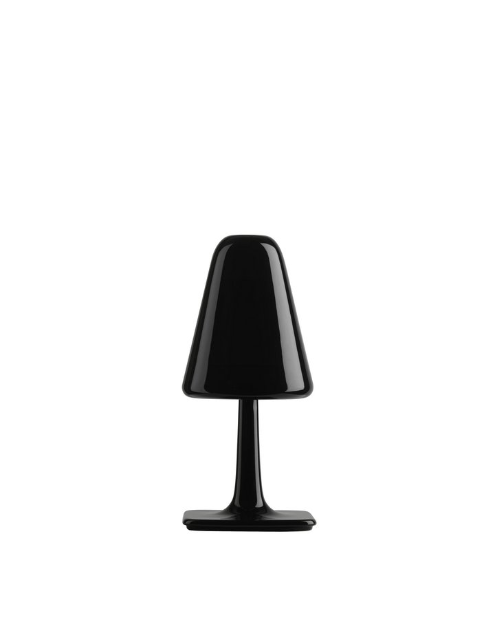Funghi Table Lamp Small E14 Eco Hal Máx 42W Black