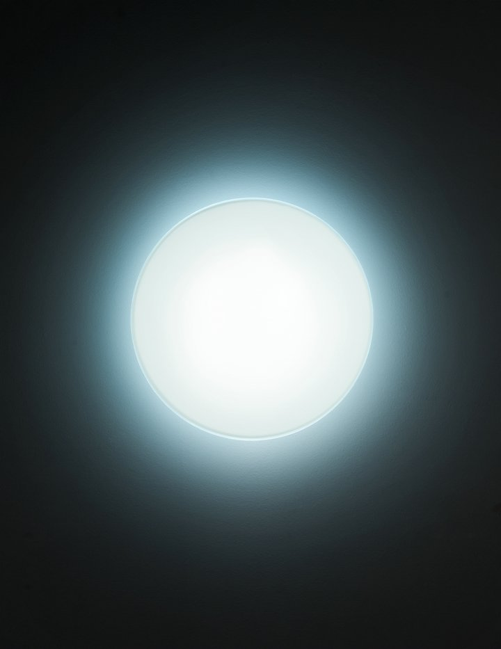 Lens pe Plafón Transparente