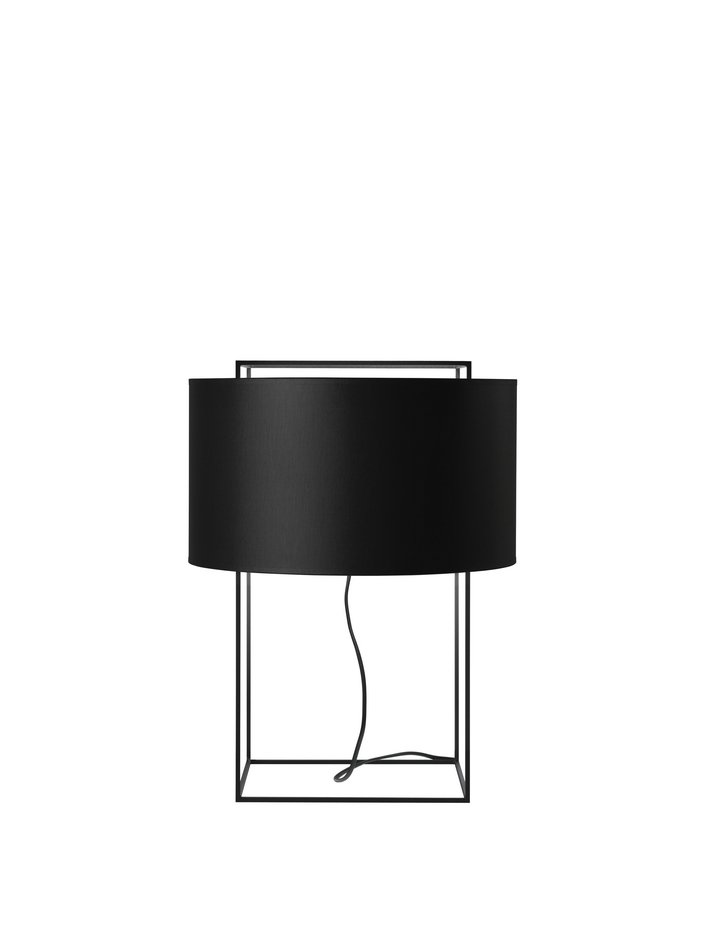 Lewit m47 (Accessory lampshade) for Table Lamp Black