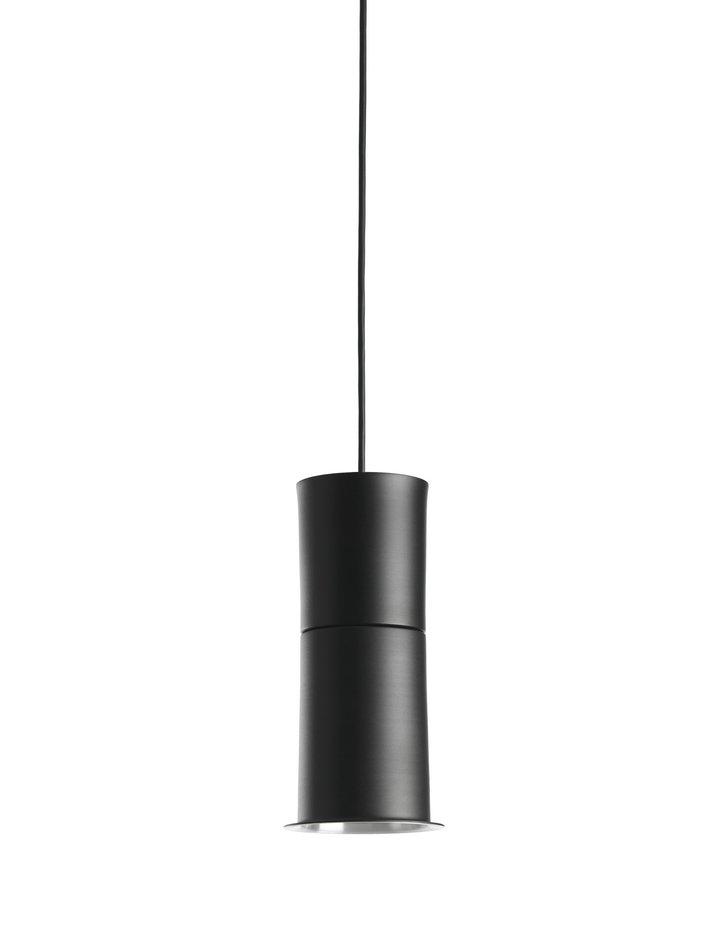Sentry (Accesorio) Difusor E2 ø11x13cm para lámpara colgante Negro
