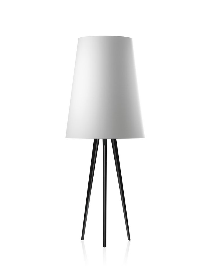 Triana Gr (Accessory) lampshade white
